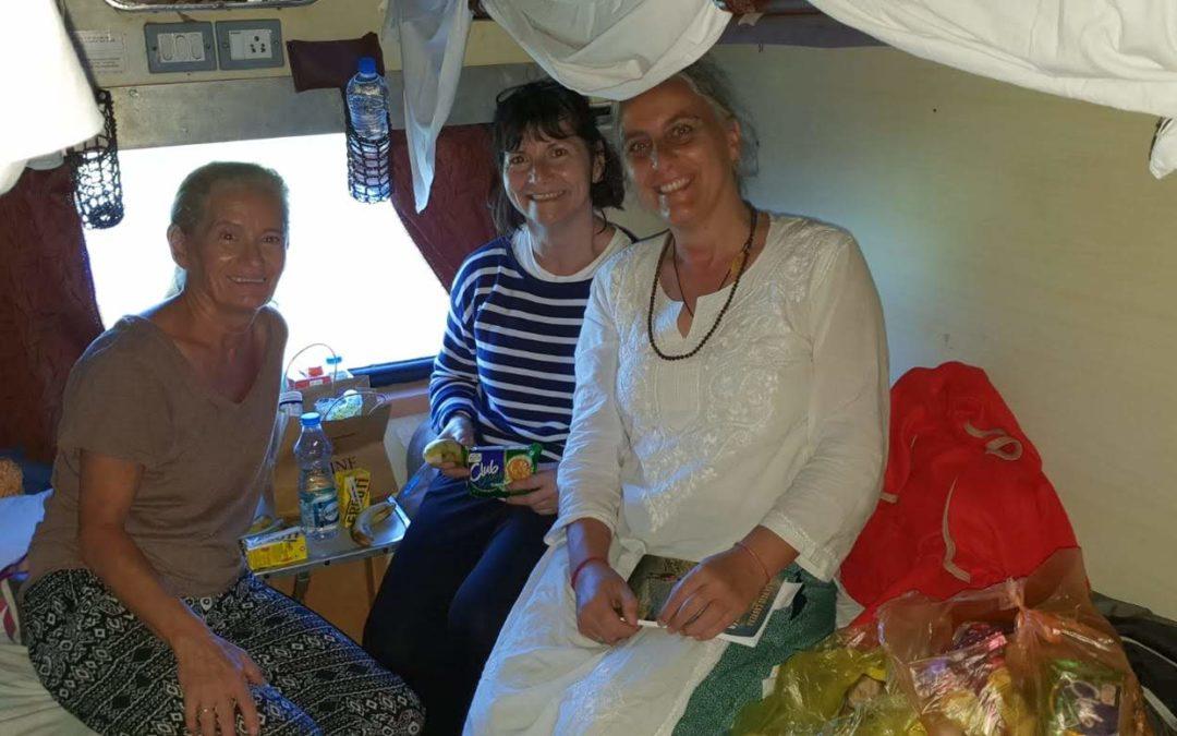 Viaje a India agosto 2019. Testimonio de Carmen.