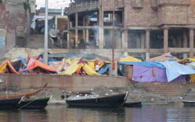 Varanasi en febrero