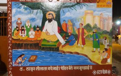 Varanasi in February